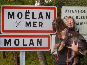 In Moëlan-sur-Mer