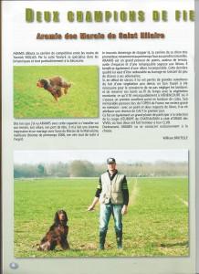 2010 Bulletin no 63 ARAMIS DES MARAIS DE SAINT HILAIRE